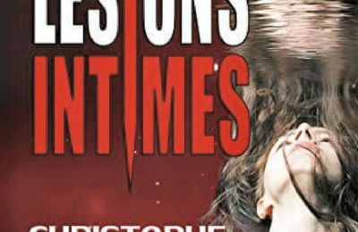 *LÉSIONS INTIMES* Christophe Royer* Éditions Taurnada* par Cathy Le Gall*