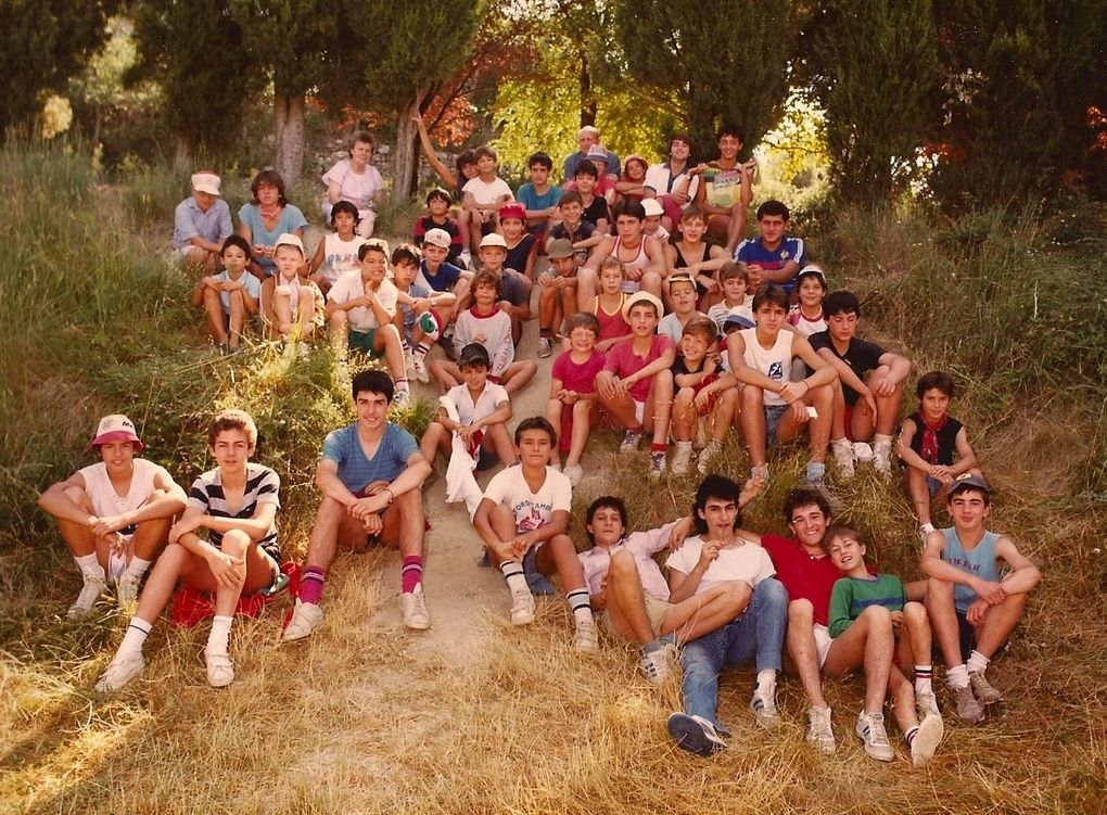 Album - photos-de-camps---partir-de-1977