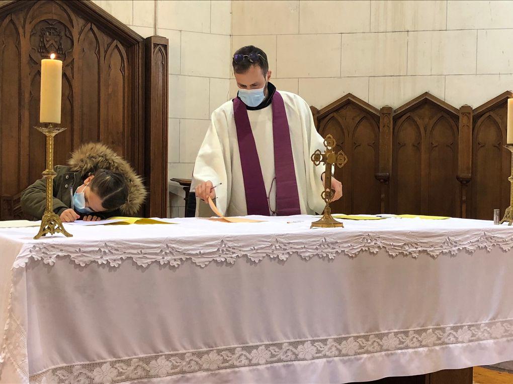 Dernières étapes avant le baptême