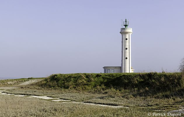 Le phare de la pointe du Hourdel (80)
