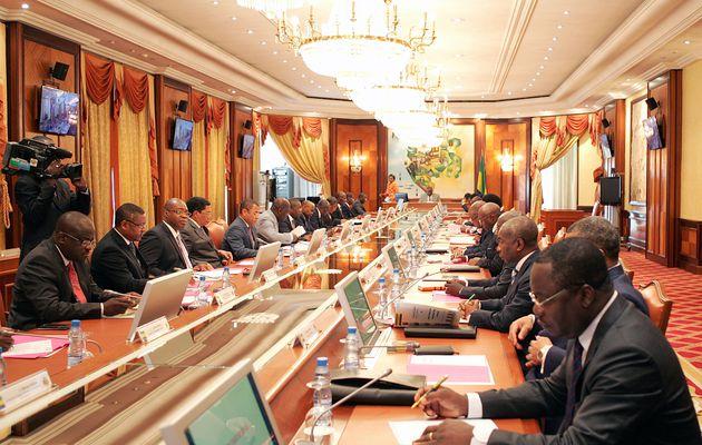 Communiqué Final du Conseil des Ministres du Lundi 10 Novembre 2014