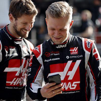Haas se sépare de Romain Grosjean et Kevin Magnussen