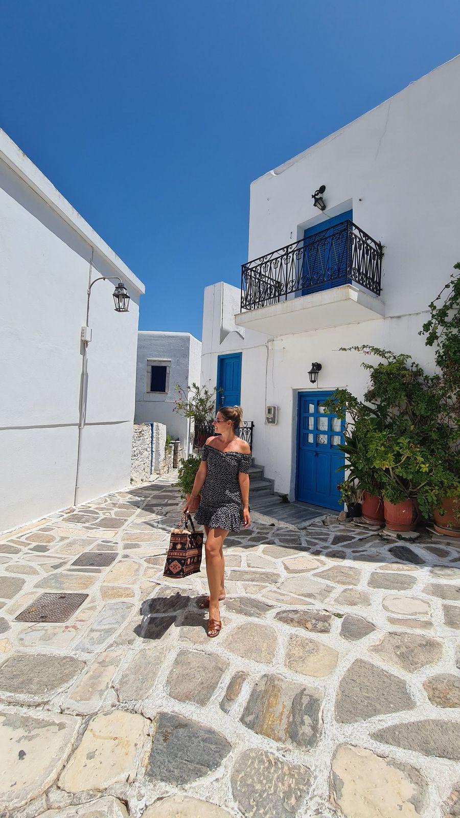 Les Cyclades: L'île de Paros