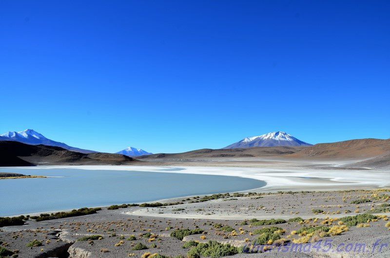 Laguna Honda (Bolivie en camping-car)