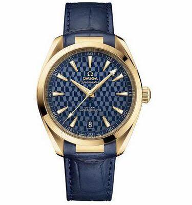 Omega Seamaster Aqua Terra 150M Tokyo 2020 Watch 522.53.41.21.03.001
