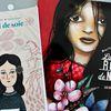 La robe rouge de Nonna et Le fil de soie : mes deux albums coup de coeur !