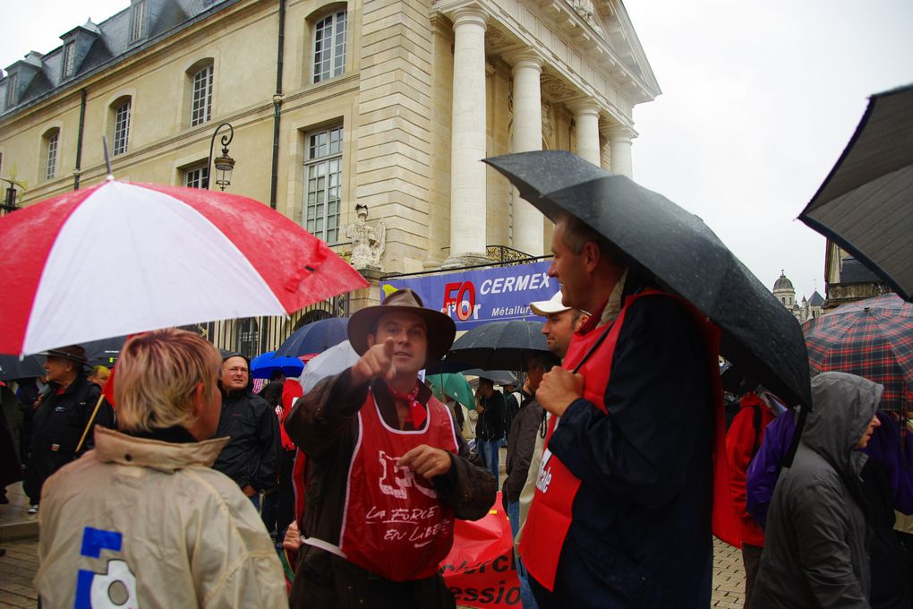 Album - Manifestation 7 septembre 2010 - ERJ