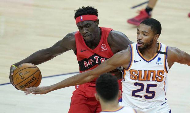 Pascal Siakam (31 points) et les Raptors concèdent une sixième défaite d'affilée à Phoenix