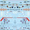 Air-graphics Models (On Target decals) - Various aircraft anniversary