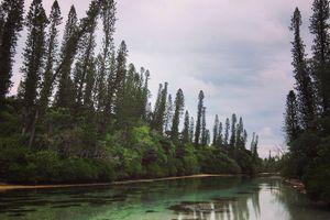 Baie de St Joseph, piscine naturelle de la baie d'Oro et les vestiges du bagne ~ île des pins