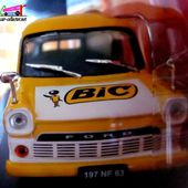 FASCICULE N°69 FORD TRANSIT BIC IXO 1/43. - car-collector.net