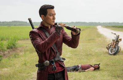 Critiques Séries : Into the Badlands. Saison 1. Pilot.