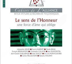 RECENSIONPART-II-: LE 8ème CAHIER DE L'ALLIANCE- La Revue d'Études & Recherche Maçonnique.: «Les Voies du silence. Au commencement est l'ineffable.