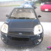 FORD FIESTA 2002 MINICHAMPS 1/43 - car-collector