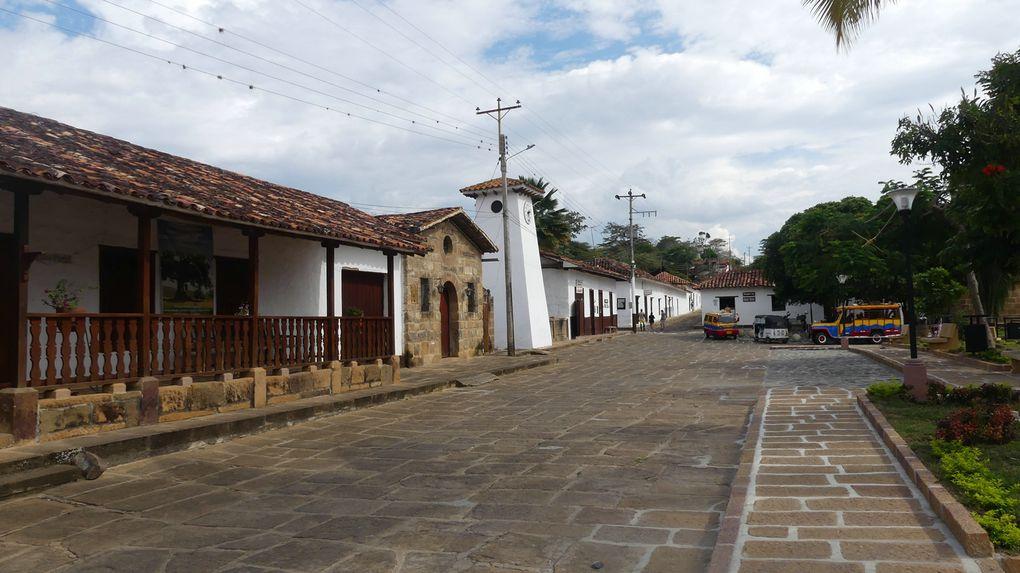 Le Santander : autour de Barichara