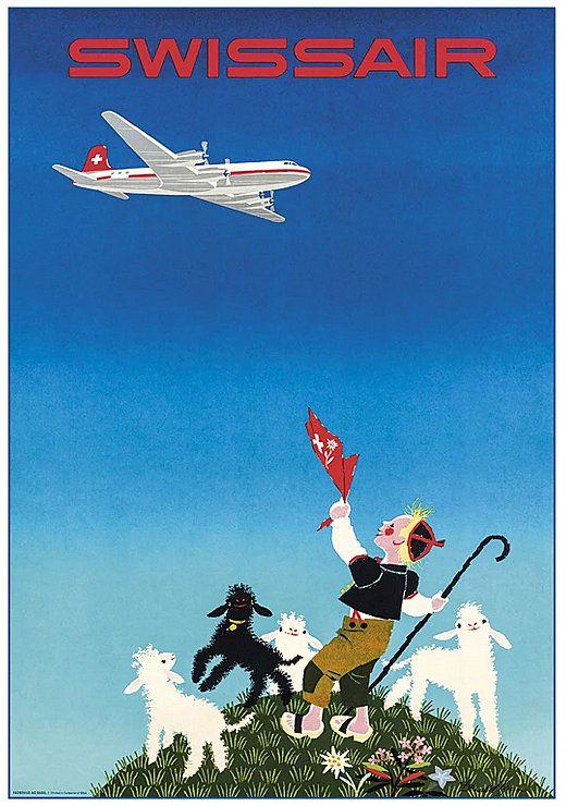 PUBLICITES :  LES  GRANDS  NOMS  DE  L'AFFICHE :   Donald  BRUN.     (PARTIE 1)