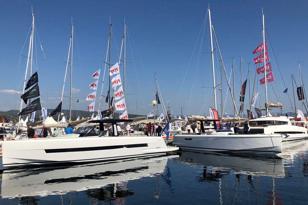 Plus de 31 000 visiteurs aux Nauticales de La Ciotat !