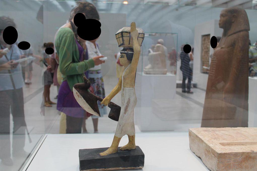 Visite du Louvres - Lens