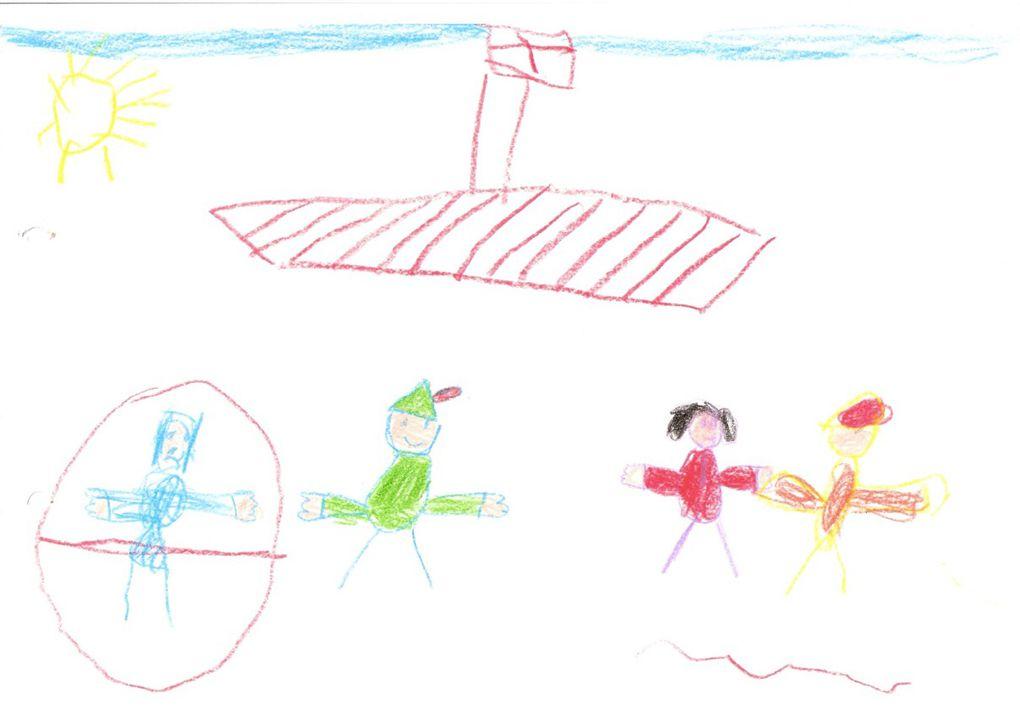imágenes  garabatos y pinturas  de  niños y niñas.- El Muni.