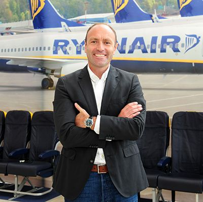 Ryanair launched a 5 point plan to grow European tourism by 10%