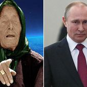 Psychic who predicted 9/11 said Vladimir Putin would rule the world