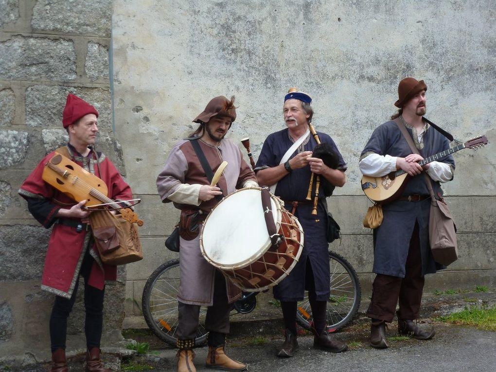 Album - Médiévale 2013_Anne de Bretagne à Clis