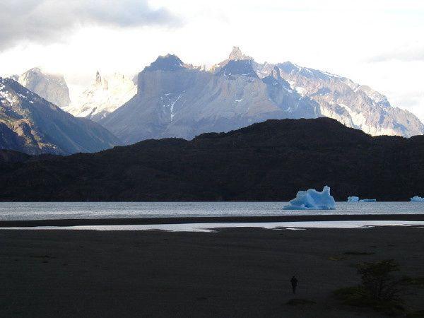 Janvier 2007, voyage au Chili du désert jusqu'en Patagonie.
