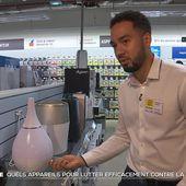 Canicule : quels appareils pour lutter efficacement contre la chaleur ? - Le journal de 20h | TF1