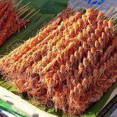Gourmandise du jour (18-07) - Noy et Gilbert en Thaïlande