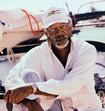 Les voiliers de Captain Morgan Freeman
