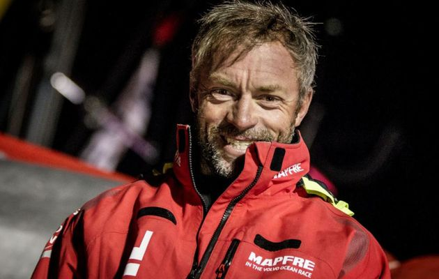 Volvo Ocean Race - Mapfre announces Britain's Rob Greenhalgh as watch captain
