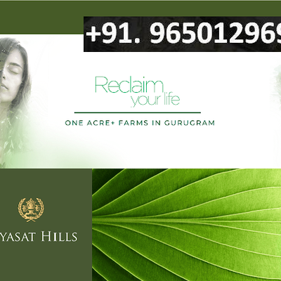 Raheja Riyasat Hills in Sector 95, Gurgaon