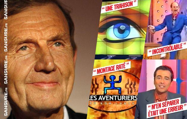 Etienne Mougeotte balance les dessous de TF1 dans son livre ! #TF1 #Pouvoirs