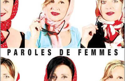 "Spectacle ""Paroles de femmes"""