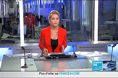 2011 09 12 @02H30 - PAULINE PACCARD - FRANCE 24 - LE JOURNAL