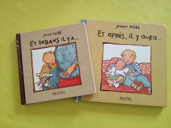 Pistes bibliographiques pour aborder l'arrivée d'un bébé avec un ou plusieurs aîné(s)
