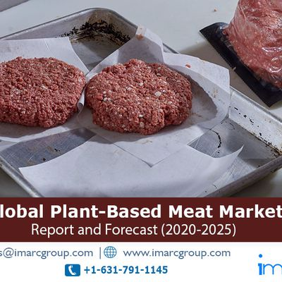 Plant-Based Meat Industry Outlook, Overview and Opportunity Current Year to 2025 - IMARCGroup.com