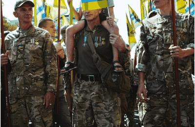 Facebook et les nazis ukrainiens