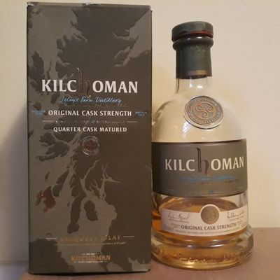 Kilchoman - Original Cask Strength 2010