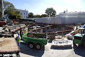 USA: Nouveau bunker en construction sous la Maison Blanche ? - MOINS de BIENS PLUS de LIENS