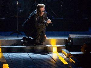 U2 -Paris France 11/11/2015 AccorHotels Arena (2)