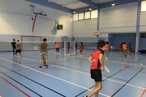 L'AS Badminton fait le plein en ce début d'année !