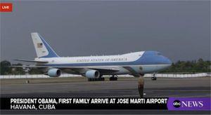 LaPresse.ca - Barack Obama en visite historique à Cuba