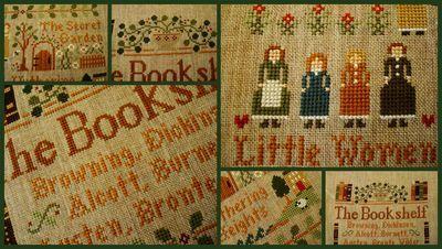 Bookshelf de LHN