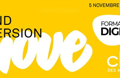 "Marketing Event : The Brand Immersion sur le thème ""Move"", le 5 novembre en live streaming"