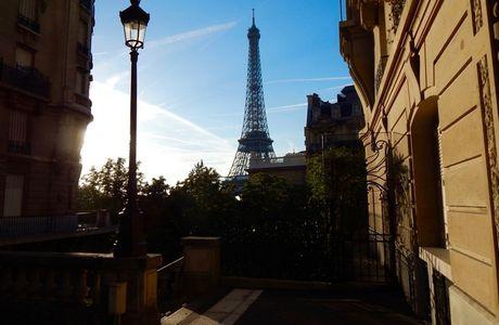 Paris que j'aime - Avenue Camoens