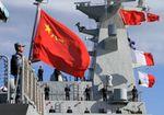 """""""La Marine chinoise n'a d'autres missions que de veiller à l'intégrité territoriale de la Chine """""""