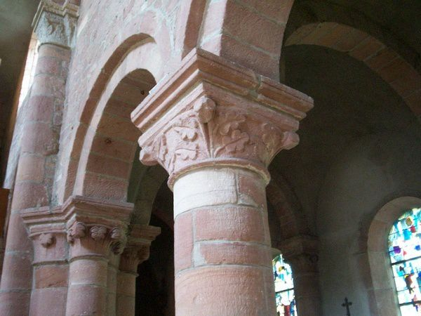 Abbaye d' Etival