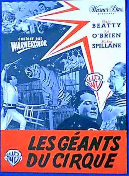 Les géants du cirque (Ring of Fear)