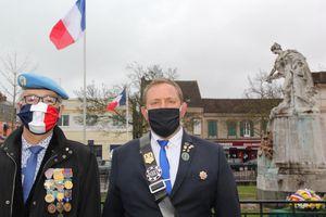Journée nationale d'hommage aux victimes du terrorisme